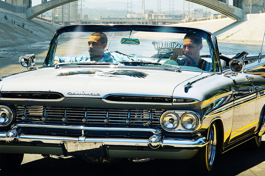 Exclusive Clip: 'Lowriders' Shows How Cars Can Be a Work of Art