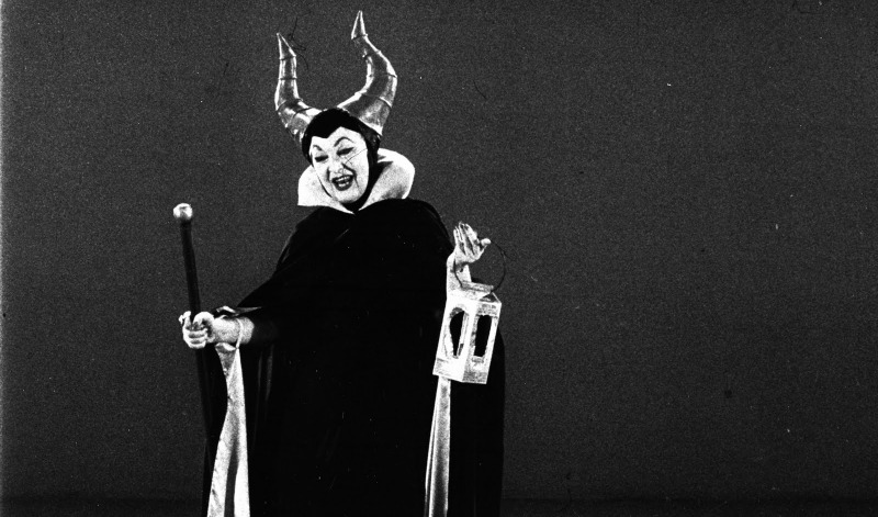 Eleanor Audley as Disney's Maleficent