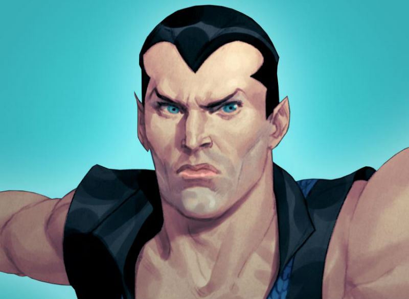 Marvel's Namor: The Sub Mariner