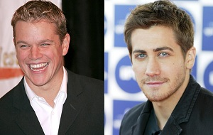 Matt Damon and Jake Gyllenhaal