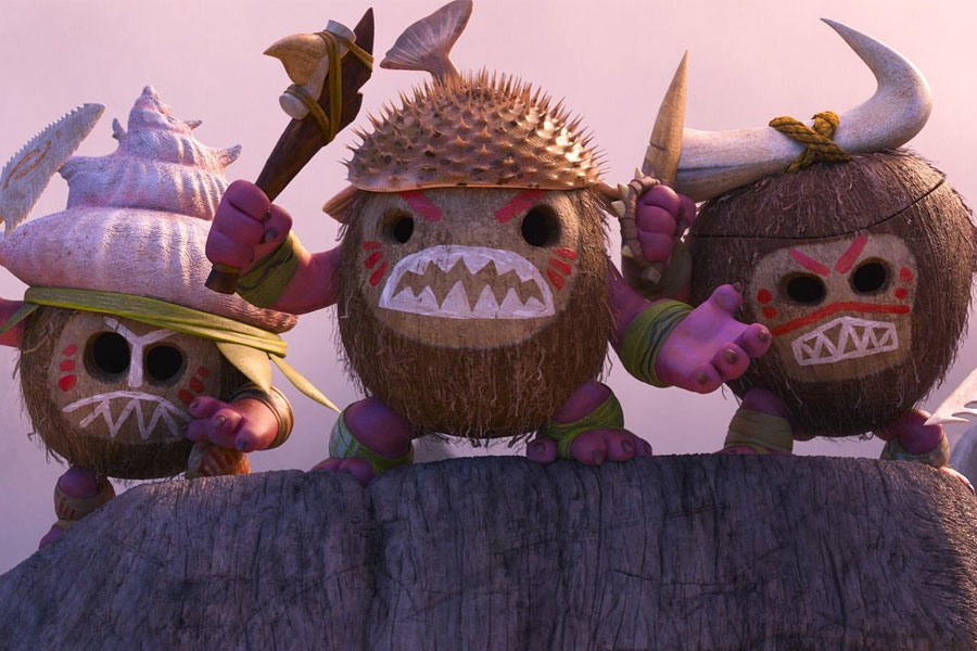 First Full 'Moana' Trailer Brings Magic and a 'Mad Max: Fury Road' Tribute