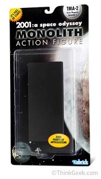 Monolith action figure
