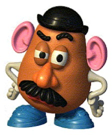 Hasbro wants to create the next toy story and night at the museum fandango - Monsieur patate toy story ...
