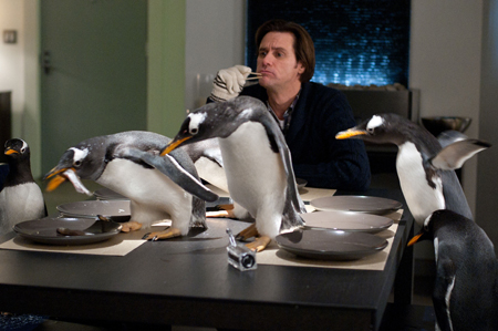 'Mr. Popper's Penguins' Trailer Premiere