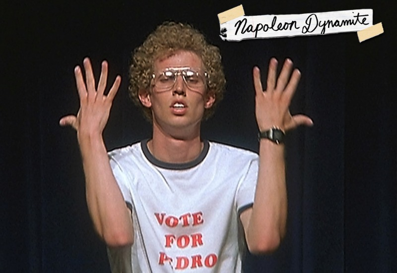 how to dance like napoleon dynamite