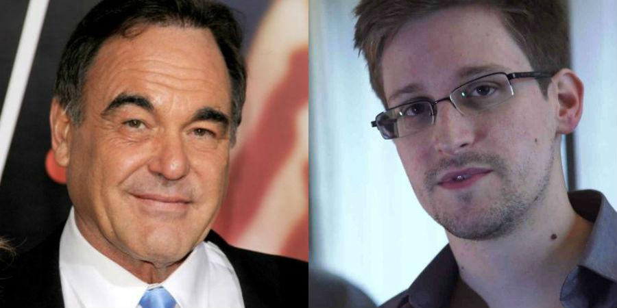 Oliver Stone / Edward Snowden