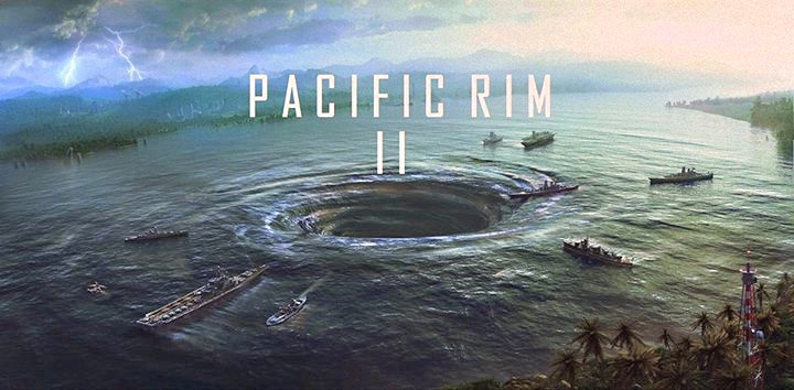Pacific Rim II poster