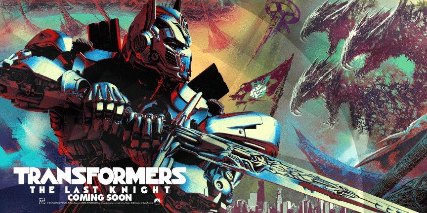 News Briefs: See 'Transformers: The Last Knight' Draw Its