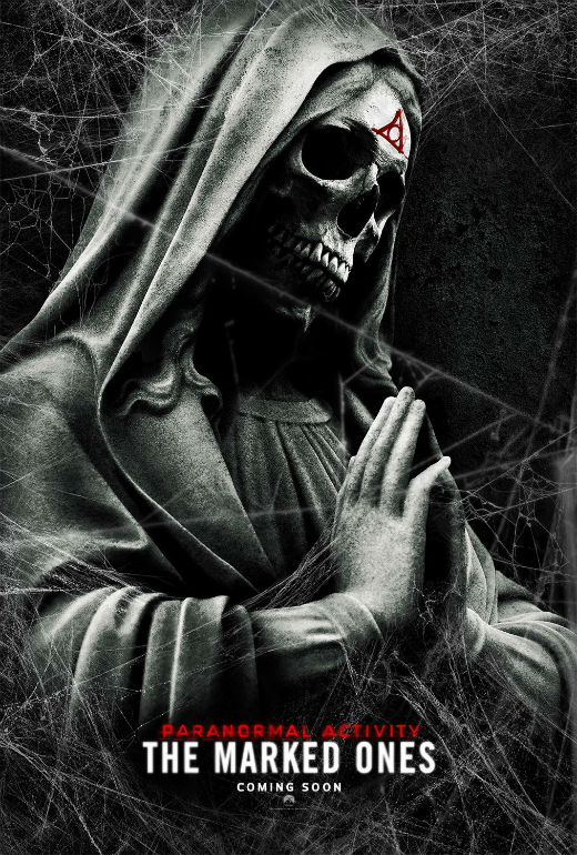 Paranormal Activity: The Marked Ones - Poster #1