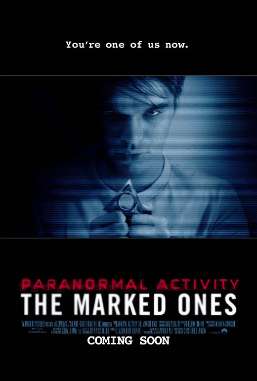 Paranormal Activity: The Marked Ones - Poster #2