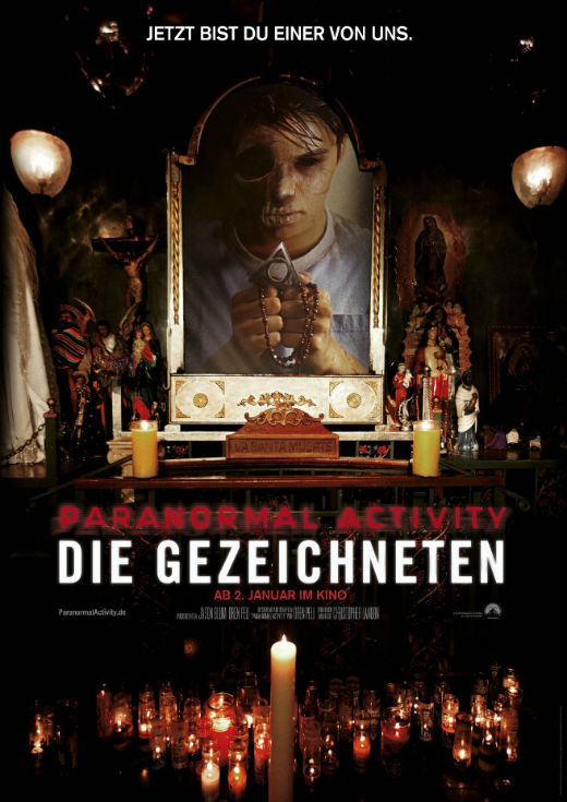 Paranormal Activity: The Marked Ones (Germany)