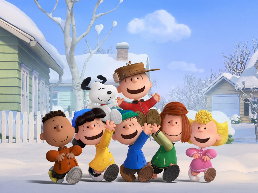 Charlie Brown Is Back in New 'The Peanuts Movie' Images and ...