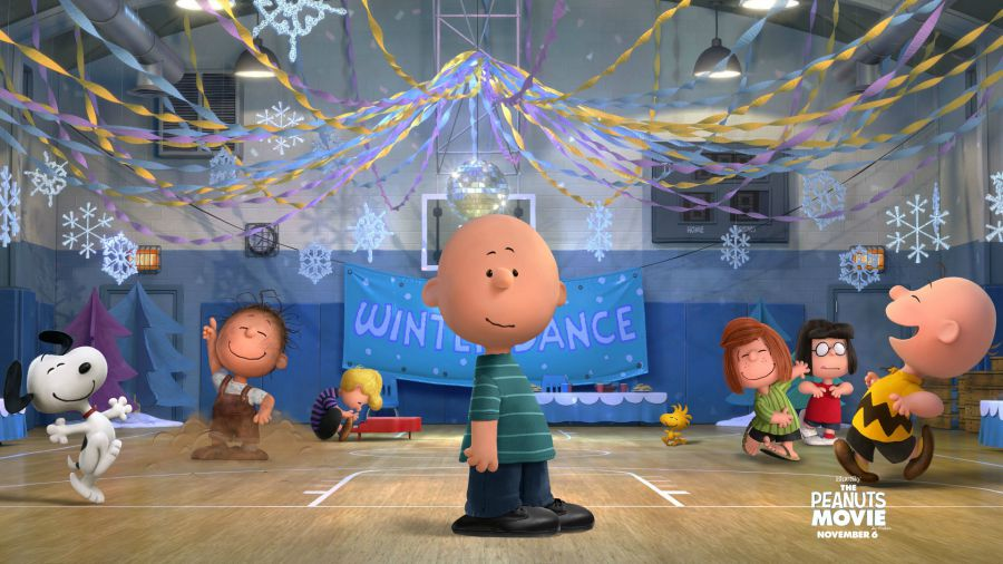 heres what you look like as a peanuts character