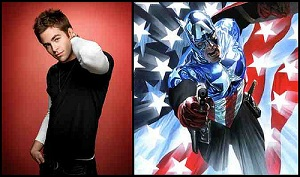 Chris Pine as Captain America?