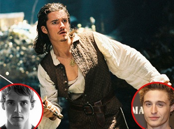 Orlando Bloom being replaced