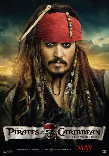 New 'Pirates' Poster