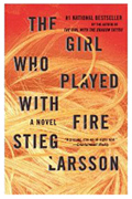 'The Girl Who Played With Fire' book