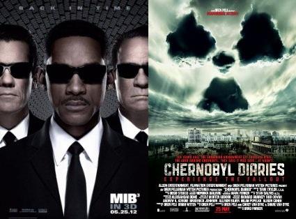 you pick the box office winner men in black 3 vs chernobyl