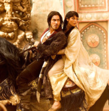 'Prince of Persia: The Sands of Time'