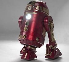 R2D2 as Iron Man?!