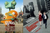 Rango Adjustment Bureau