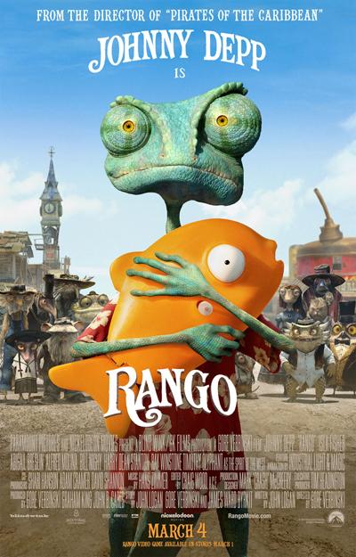 'Rango' poster