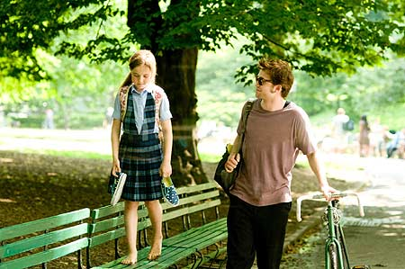 Robert Pattinson in Remember Me