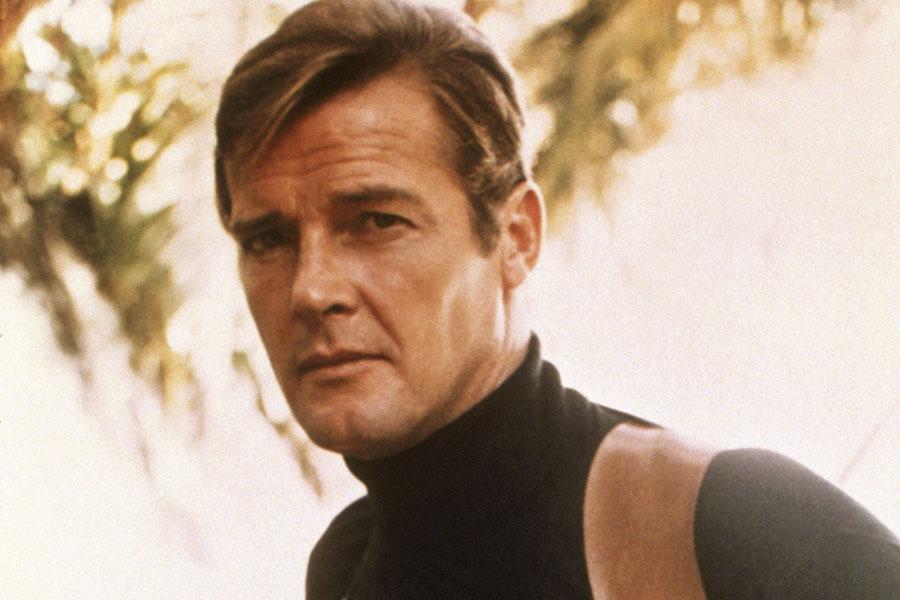 Former James Bond Sir Roger Moore Has Passed Away