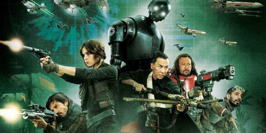 Here's When You Can Buy Advance Tickets for 'Rogue One: A Star Wars Story'