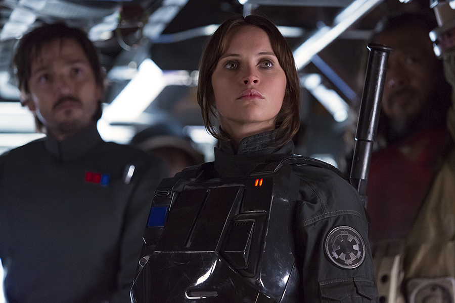 'Rogue One' Clip: A Plan Comes Together