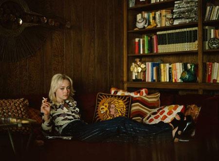 Dakota Fanning in 'The Runaways'