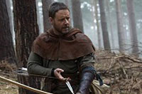 Russell Crowe as 'Robin Hood'