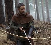 Russell Crowe as 'Robin Hood'