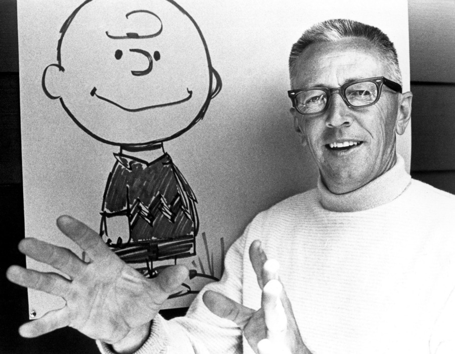 a biography of charles schulz an american cartoonist Charles m schulz biography charles m schulz was the most influential american cartoonist of the 20th century this biography offers detailed information about his life, career, achievements and timeline.