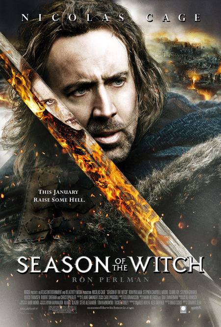 'Season of the Witch' poster premiere