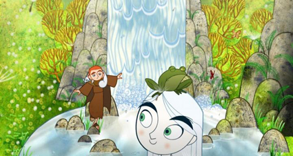 'The Secret of Kells'