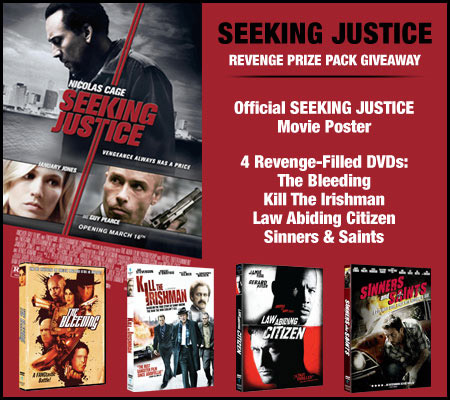 Seeking Justice Prize Pack