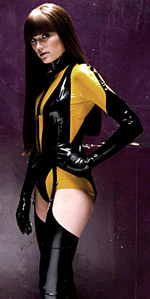 Silk Spectre from Watchmen