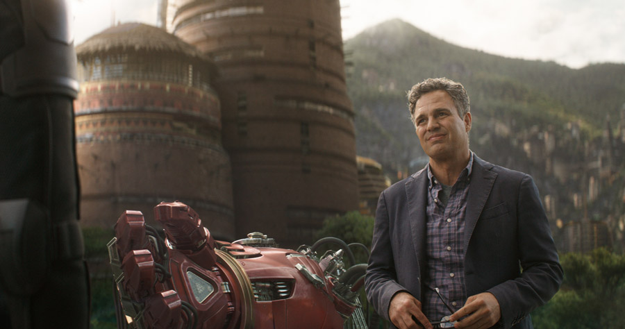 Avengers: Infinity War Bruce Banner Mark Ruffalo