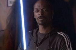Snoop Dogg in 'Star Wars?!'