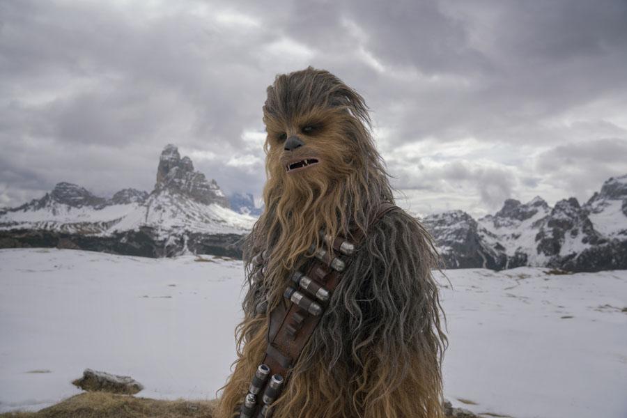 Solo: A Star Wars Story Chewbacca Joonas Suotamo