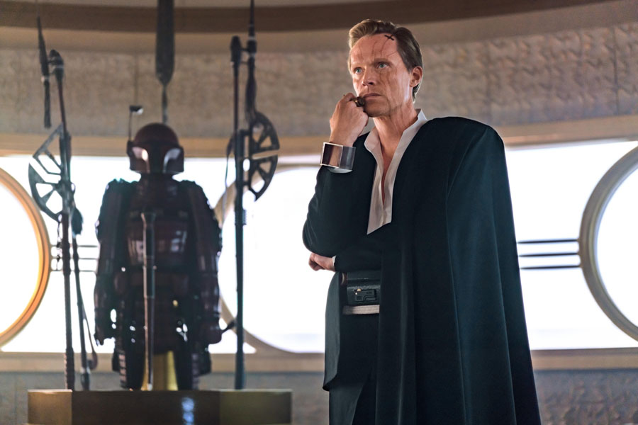 Solo: A Star Wars Story Dryden Vos Paul Bettany