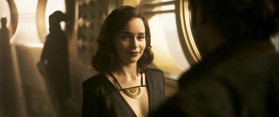Solo: A Star Wars Story Qi'Ra Emilia Clarke