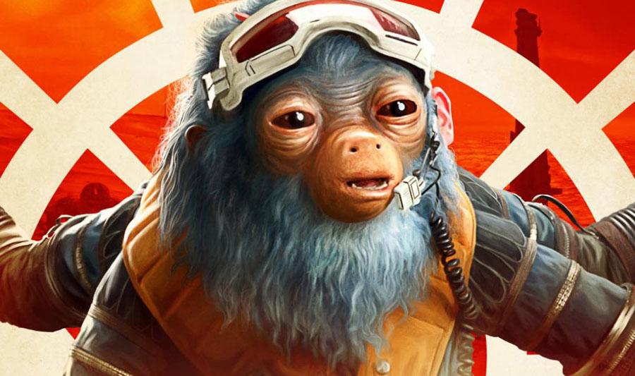 Solo: A Star Wars Story Rio Durant Jon Favreau