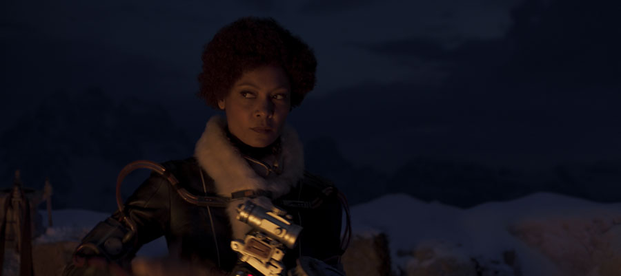 Solo: A Star Wars Story Val Thandie Newton