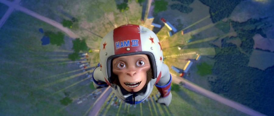 monkey astronaut movie - photo #22