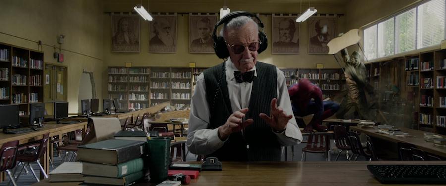 News Briefs: Stan Lee's Next Four MCU Cameos; 'Jumanji' Casts Junior Players