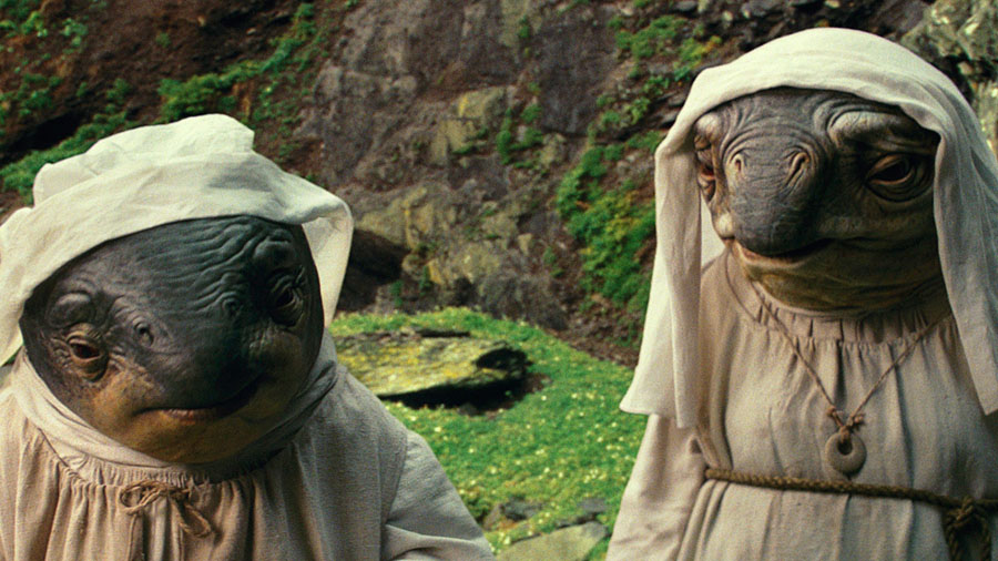 Star Wars: The Last Jedi Caretakers