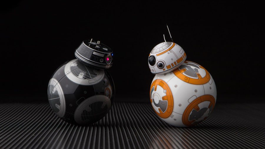 Star Wars: The Last Jedi BB-93 BB-8