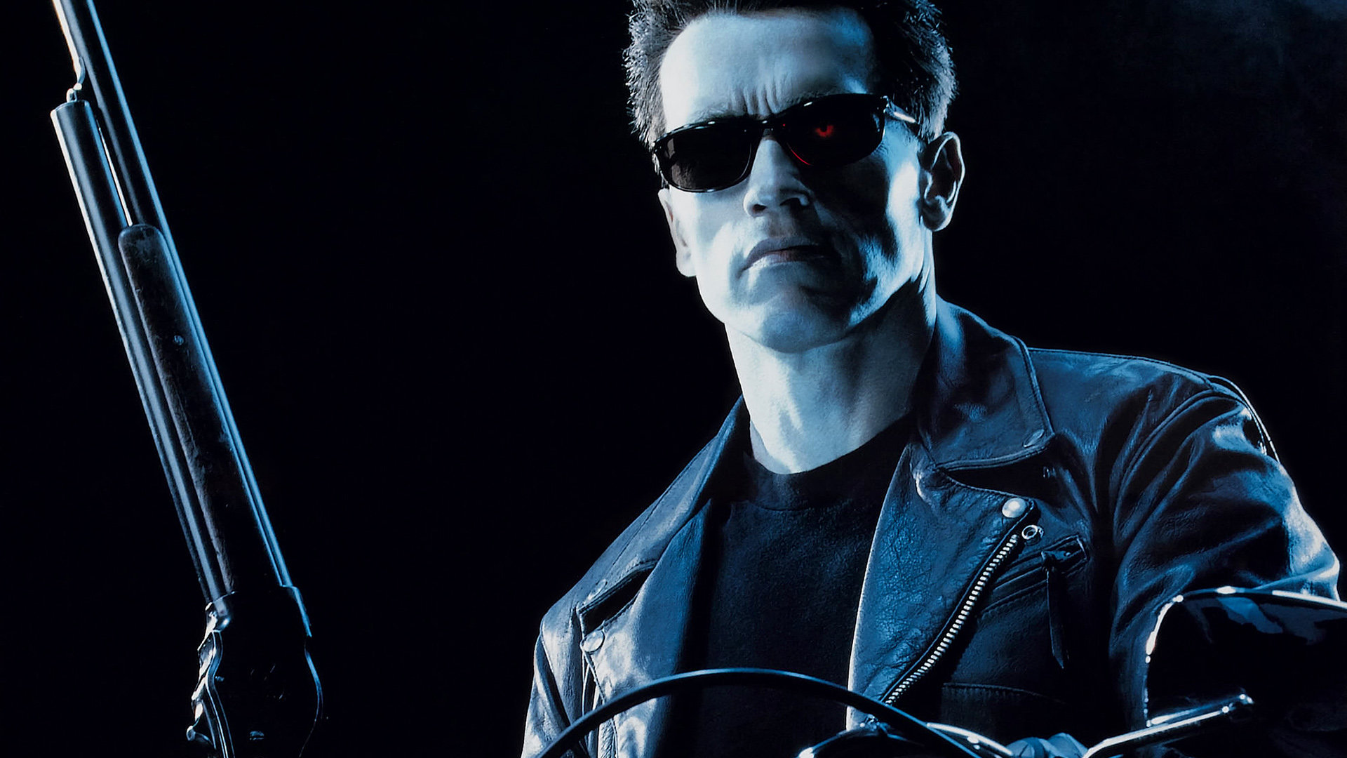 First image from set of Terminator Genesis